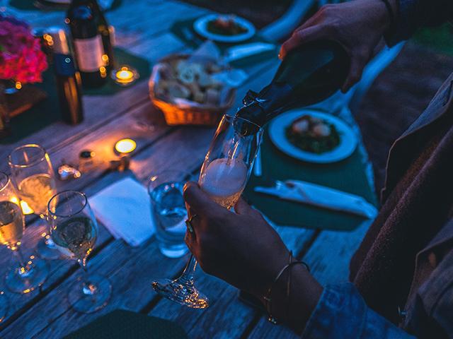 Zum alten Bauer: Stattfischfest Party